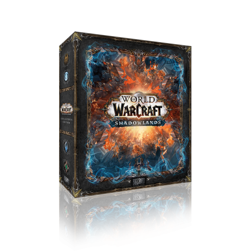 SALE! PC Žaidimas World of Warcraft: Shadowlands Collector's Edition