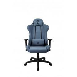SALE! Pristatymas 1-2 d.d.! Žaidimų Kėdė Arozzi Torretta Soft Fabric, Blue