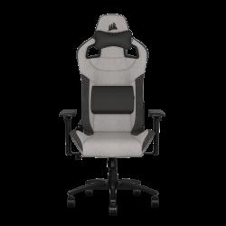 Žaidimų Kėdė Corsair T3 Rush 2019 Fabric Gray/Charcoal Black (Medžiaginė Pilkai Juoda)