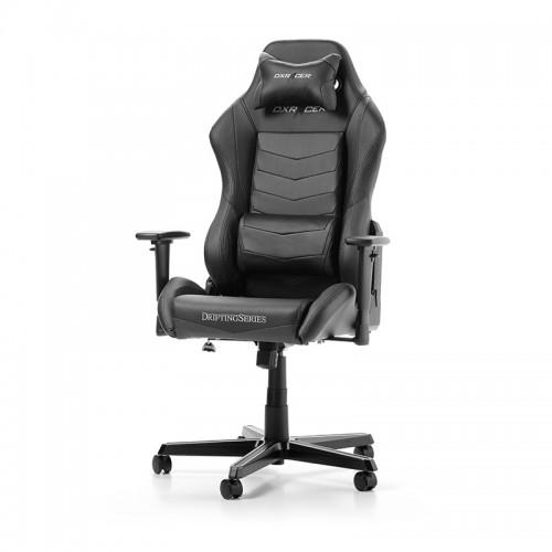 PRISTATYMAS 1-2 D.D.! Žaidimų Kėdė DXRacer Drifting Series D166-N Black (Juoda)