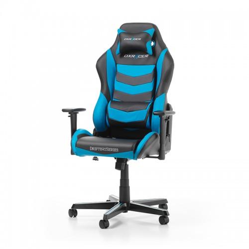 TURIME SANDĖLYJE! Žaidimų Kėdė DXRacer Drifting Series D166-NB Blue (Mėlyna)