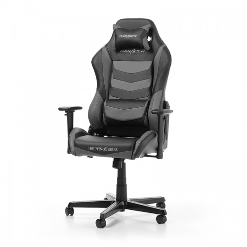 PRISTATYMAS 1-2 D.D.! Žaidimų Kėdė DXRacer Drifting Series D166-NG Grey (Pilka)
