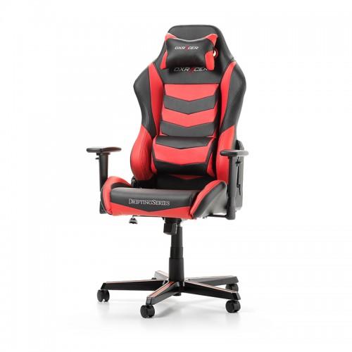 PRISTATYMAS 1-2 D.D.! Žaidimų Kėdė DXRacer Drifting Series D166-NR Red (Raudona)