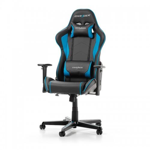 Žaidimų Kėdė DXRacer Formula Series F08-NB Blue (Mėlyna)