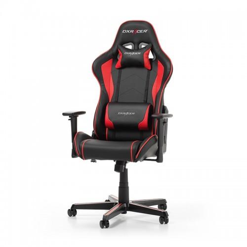 Žaidimų Kėdė DXRacer Formula Series F08-NR Red (Raudona)