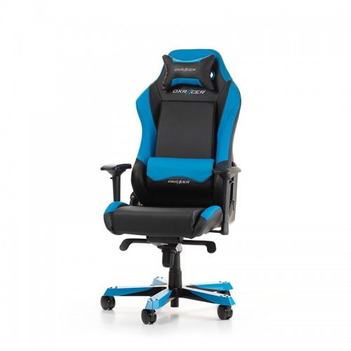 Žaidimų Kėdė DXRacer Iron Series I11-NB Blue (Mėlyna)
