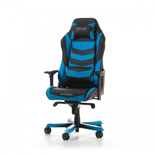 Žaidimų Kėdė DXRacer Iron Series I166-NB Blue (Mėlyna)