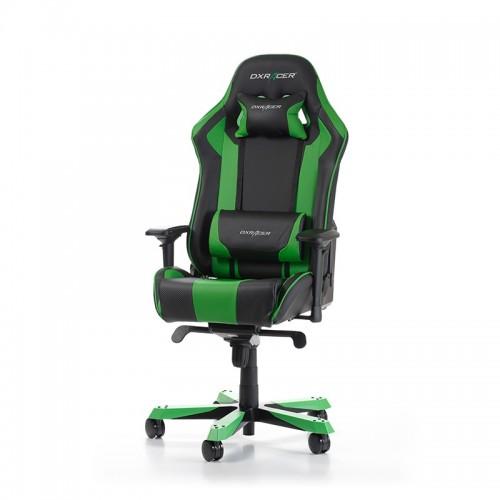 Žaidimų Kėdė DXRacer King Series K06-NE Green (Žalia)