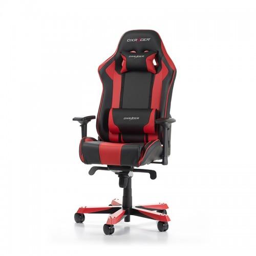 Žaidimų Kėdė DXRacer King Series K06-NR Red (Raudona)