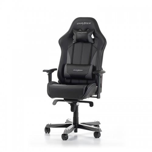 PRISTATYMAS 1-2 D.D.! Žaidimų Kėdė DXRacer King Series K57-NG Grey (Pilka)