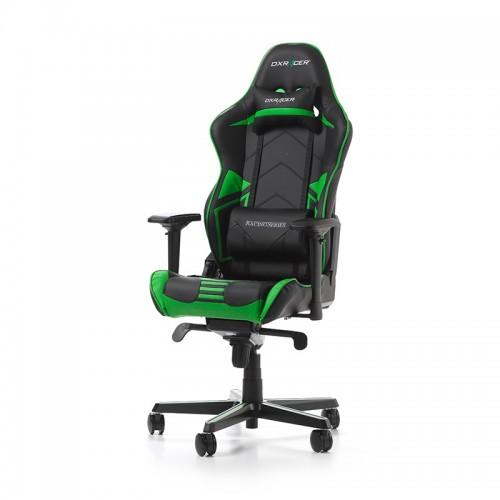Žaidimų Kėdė DXRacer Racing Pro Series R131-NE Green (Žalia)
