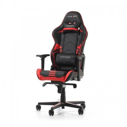 PRISTATYMAS 1-2 D.D.! Žaidimų Kėdė DXRacer Racing Pro Series R131-NR Red (Raudona)