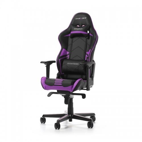 Žaidimų Kėdė DXRacer Racing Pro Series R131-NV Violet (Violetinė)