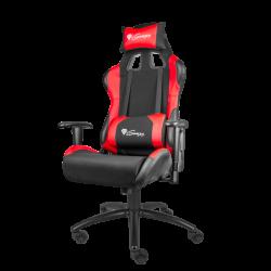 Žaidimų Kėdė Genesis Nitro 550 Black Red Mesh (Juodai Raudona Medžiaga)