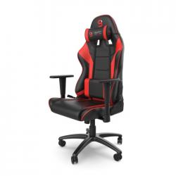 Žaidimų Kėdė Silentium PC Gear SR300 V2 Red (Raudona)