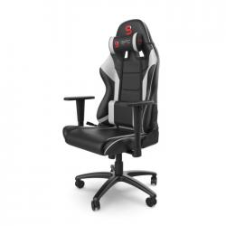 Žaidimų Kėdė Silentium PC Gear SR300 V2 White (Balta)