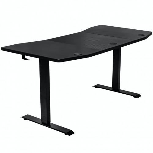 Pristatymas 1-2 d.d.! Elektrinis Žaidimų Stalas Nitro Concepts D16E Carbon-Black (Juodas)