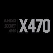 AM4 X470 Platformos