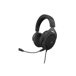 Žaidimų Ausinės Corsair Gaming HS50 Pro Carbon (Juodos)